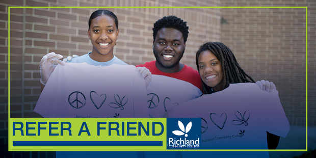 An important event at Richland Community College